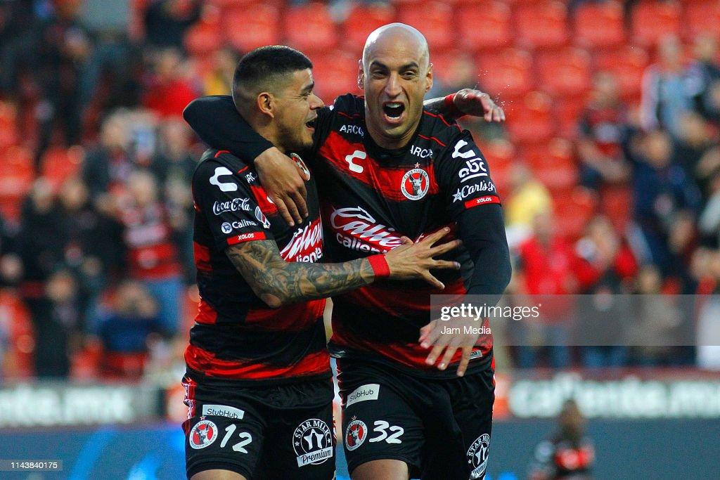 MEX: Tijuana v Lobos BUAP - Torneo Clausura 2019 Liga MX