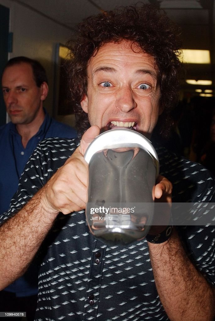 Gustavo Cerati of Soda Stereo during MTV Video Music Awards Latinoamerica 2002 at Jackie Gleason Theater in Miami, FL.