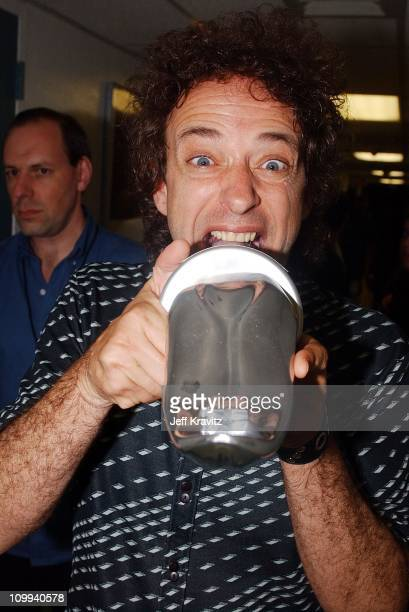 Gustavo Cerati of Soda Stereo during MTV Video Music Awards Latinoamerica 2002 at Jackie Gleason Theater in Miami FL
