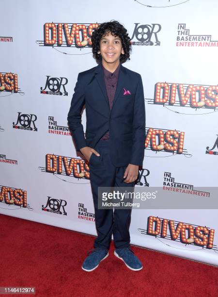 Gustavo Quiroz Escobar attends a Los Angeles VIP industry screening with the filmmakers and cast of DIVOS at TCL Chinese 6 Theatres on May 01 2019 in...