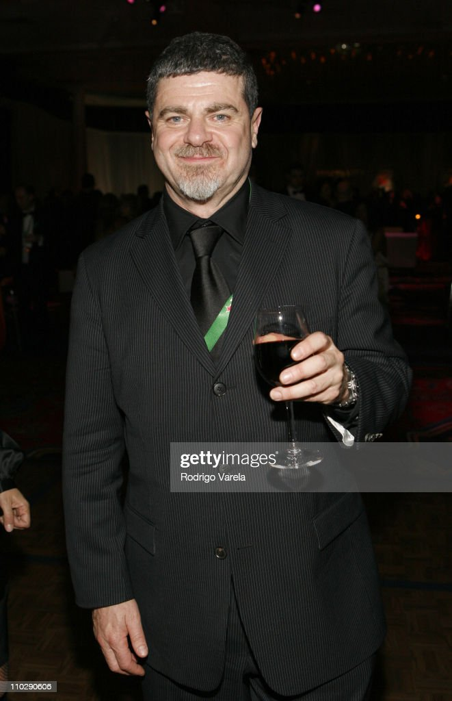 Gustavo Santaolalla during The 7th Annual Latin GRAMMY Awards - Official After Party at Sheraton Hotel in New York City, New York, United States.