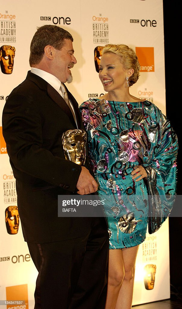 The Orange British Academy Film Awards 2007 - Behind The Scenes