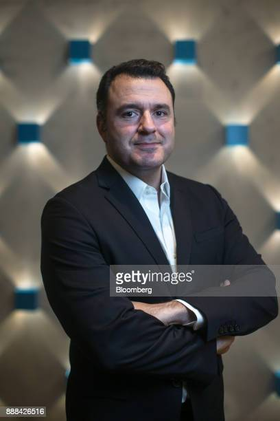 Gustavo Sousa chief executive officer of CPFL Energias Renovaveis SA stands for a photograph following an interview in Sao Paulo Brazil on Thursday...