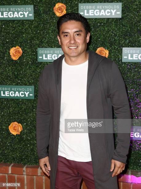 Gustavo Vargas at Debbie Reynolds Legacy Studios Grand Opening at Debbie Reynolds Legacy Studios on February 10 2018 in North Hollywood California