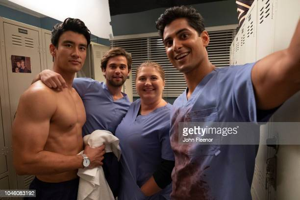 S ANATOMY Gut Feeling Meredith works on a patient who happens to specialize in matchmaking and a seemingly drunk patient pushes Richard's buttons and...