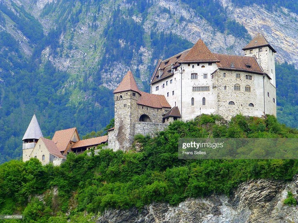 Gutenberg Castle : Nieuwsfoto's