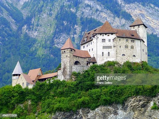 Gutenberg Castle Burg Gutenberg)is a preserved castle in the town of Balzers, Liechtenstein, the centre of the municipality of Balzers. Gutenberg is...