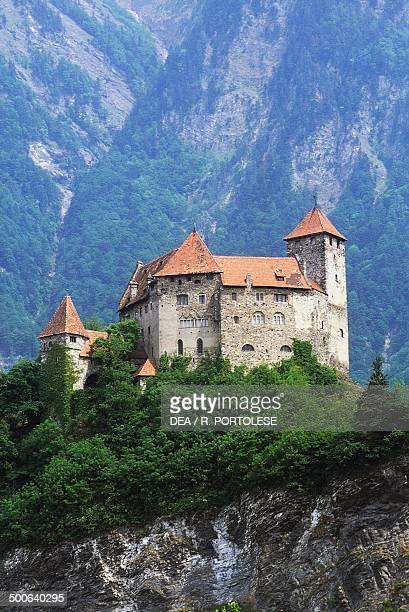Gutenberg castle near Weiz, Liechtenstein.