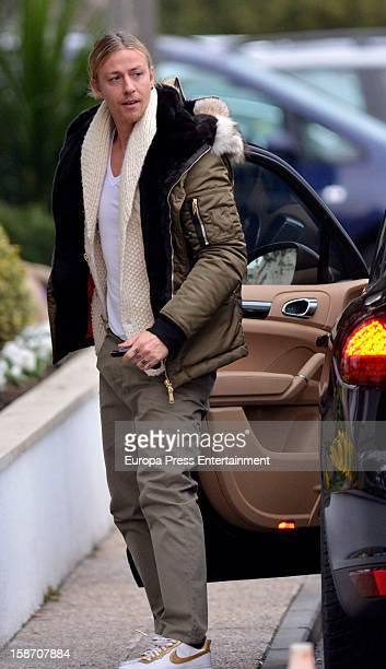 Guti is seen on December 13 2012 in Madrid Spain