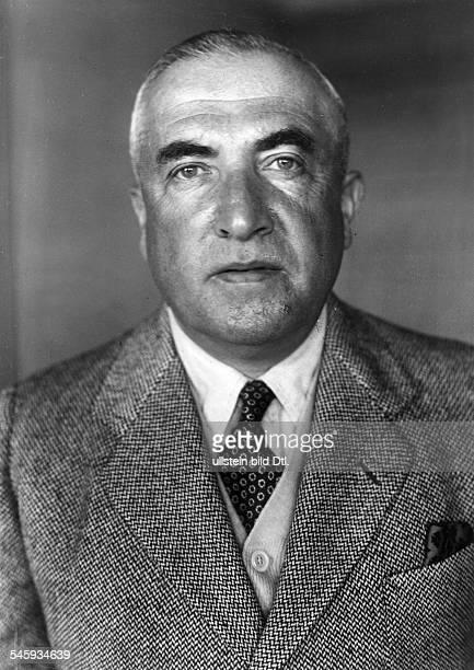 Gutmann Herbert Geschäftsmann D um 1929