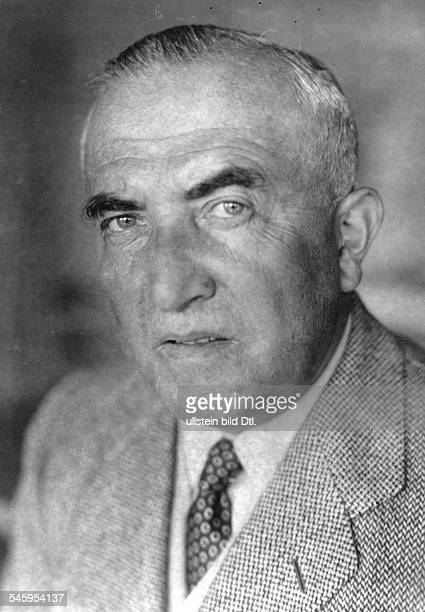 Gutmann Herbert Geschäftsmann DPorträt um 1929