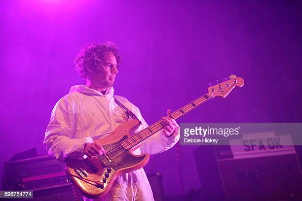 Guto Pryce of Super Furry Animals performs at Electric Picnic Festival at Stradbally Hall Estate on September 2 2016 in Laois Ireland