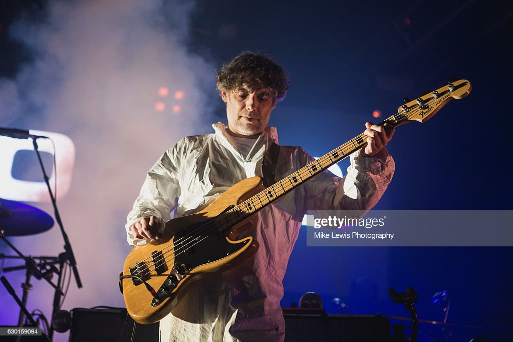 Super Furry Animals Perform At Motorpoint Arena - Cardiff : News Photo