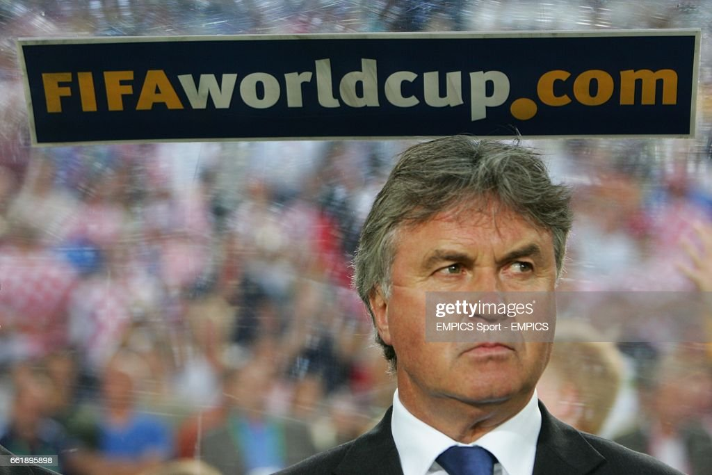 Soccer - 2006 FIFA World Cup Germany - Group F - Croatia v Australia - Gottlieb-Daimler-Stadion : News Photo