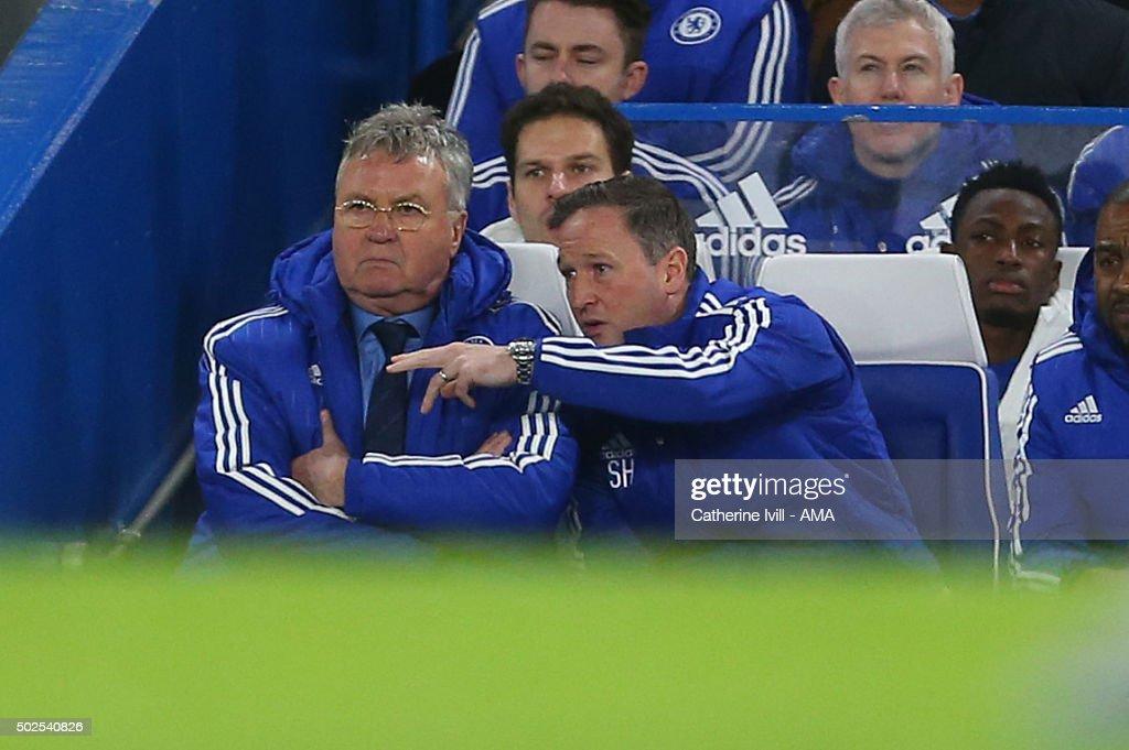 Chelsea v Watford - Premier League : Fotografía de noticias