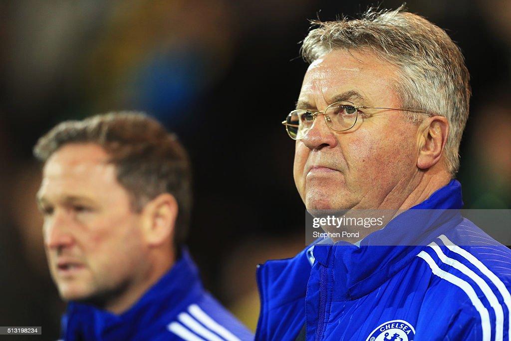 Norwich City v Chelsea - Premier League : News Photo