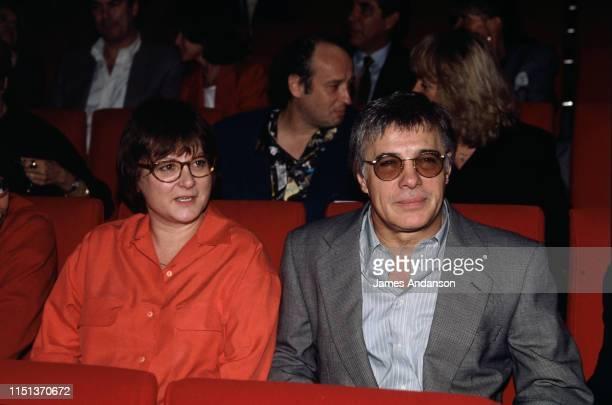 Guy Bedos with Josiane Balasko