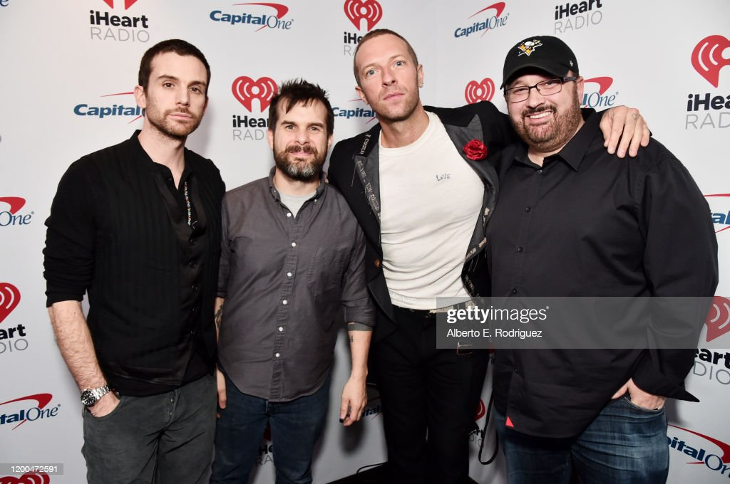 The 2020 iHeartRadio ALTer EGO – Backstage : News Photo