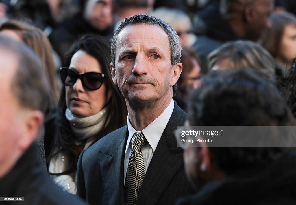 State Funeral Service for Celine Dion's Husband Rene Angelil : Fotografía de noticias