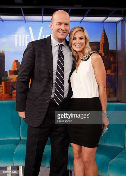 """Guy Day Friday"""" with co-host Elisabeth Hasselbeck's husband, Tim Hasselbeck; actors Paul Rudd and Ed Asner ; """"Mario's Time of the Month"""" featuring..."""