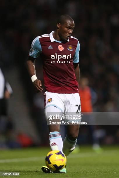 Guy Demel West Ham United