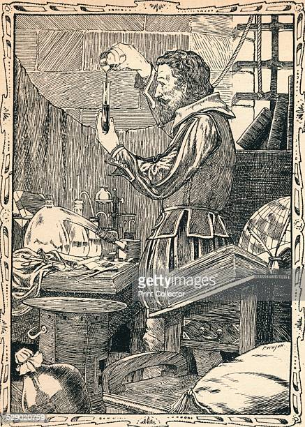 'Guy Fawkes Preparing The Slow Match 1902 Fawkes was an English conspirator who attempted to blow up the Houses of Parliament on November 5th 1605...