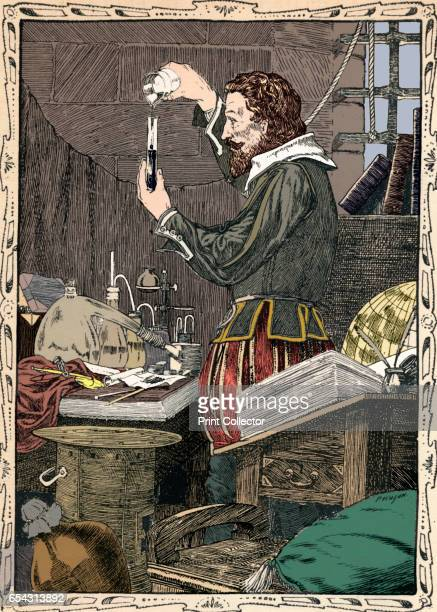 Guy Fawkes Preparing The Slow Match 1902 Fawkes was an English conspirator who attempted to blow up the Houses of Parliament on November 5th 1605...