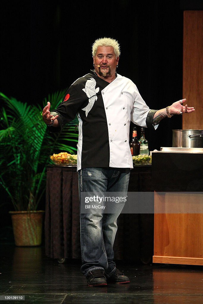 The Food Network's 2011 Atlantic City Food And Wine Festival