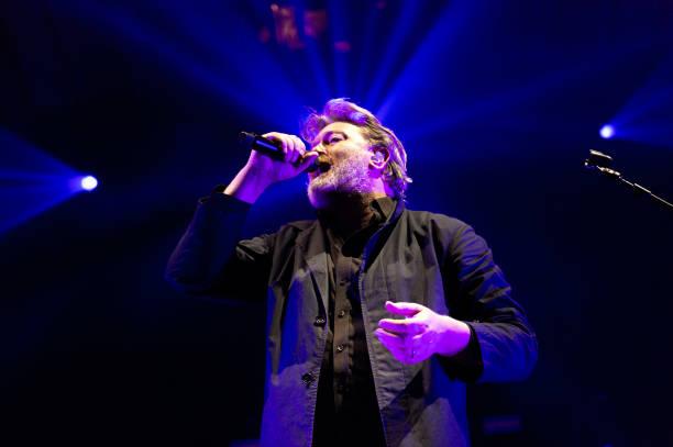 GBR: Elbow Perform At Usher Hall, Edinburgh