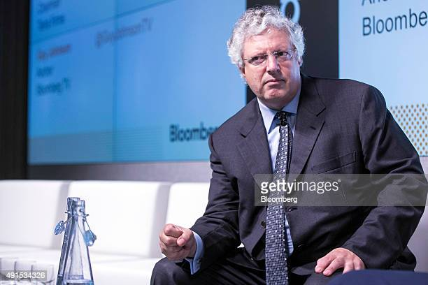 Guy Hands founder of Terra Firma Capital Partners pauses during the Bloomberg Markets Most Influential Summit in London UK on Tuesday Oct 6 2015 The...