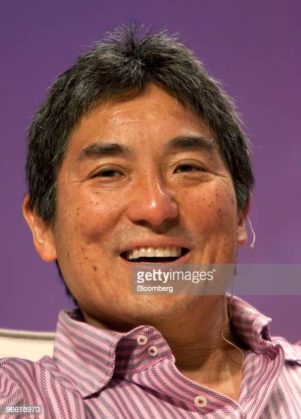 Guy Kawasaki, chairman and chief executive officer of Garage.com and co-founder of Alltop.com, gives the keynote address at Macworld 2010 in San...