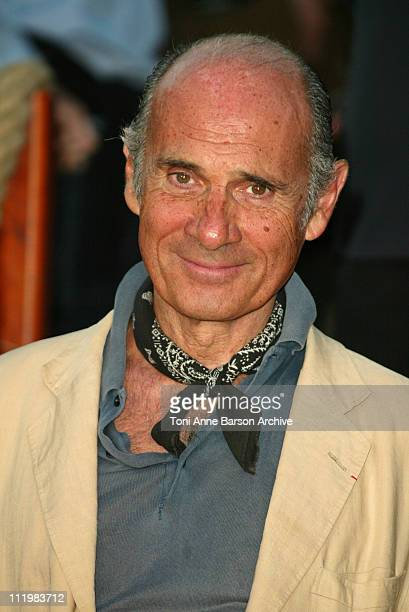 Guy Marchand during 2003 Saint Tropez Television Festival - Opening Night at Place des Lices in Saint Tropez, France.