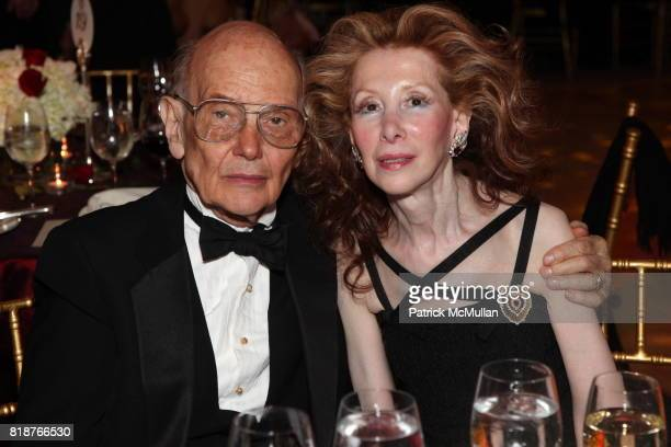 Guy Mognaz and Beverly D'Anne attend BALLET HISPANICO'S 40th Anniversary Spring Gala at The Plaza on April 19 2010 in New York City