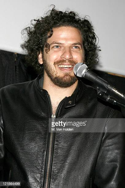 """Guy Moshe during 14th Annual Hamptons International Film Festival - Screening of """"Holly""""- Arrivals and Inside at United Artist Theatre in East..."""