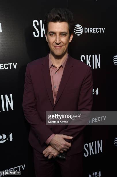 Guy Nattiv attends the Los Angeles Special Screening of SKIN at ArcLight Hollywood on July 11 2019 in Hollywood California