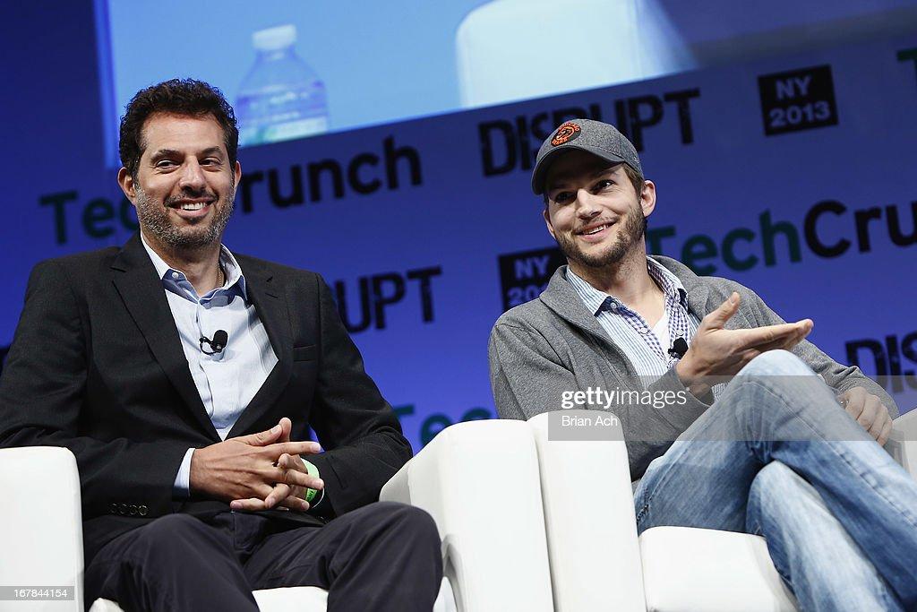 TechCrunch Disrupt NY 2013 - Day 3 : News Photo
