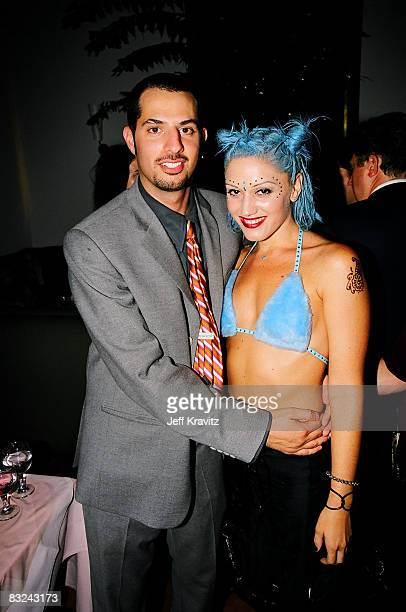 Guy Oseary and Gwen Stefani *Exclusive*