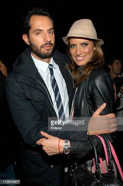 Guy Oseary and Michelle Alves during 9th Annual Victoria's Secret Fashion Show After Party at The New York State Armory in New York City New York...