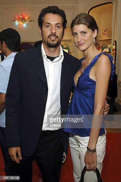 Guy Oseary and Michelle Alves during Lotsa De Casha by Madonna Book Party at Bergdorf Goodman Inside at Bergdorf Goodman in New York City New York...