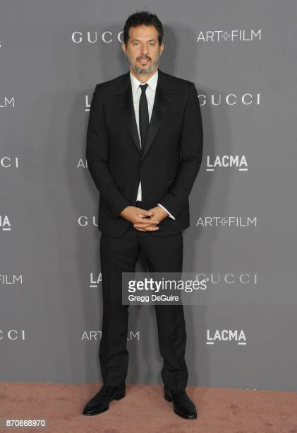 Guy Oseary arrives at the 2017 LACMA Art Film Gala honoring Mark Bradford and George Lucas at LACMA on November 4 2017 in Los Angeles California