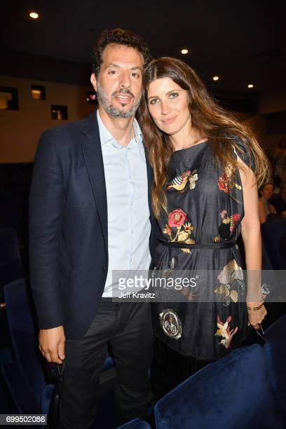 Guy Oseary attends the Los Angeles Premiere of Apple Music's CAN'T STOP WON'T STOP A BAD BOY STORY at The WGA Theater on June 21 2017 in Beverly...