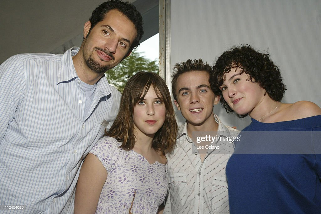 Guy Oseary, Producer, Scout LaRue Willis, Frankie Muniz and Rumer Willis
