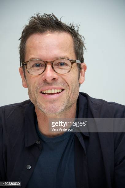 Guy Pearce at The Rover Press Conference at the Four Seasons Hotel on June 12 2014 in Beverly Hills CA