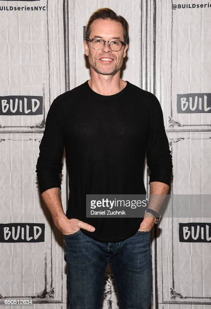 Guy Pearce attends the Build Series to discuss his new film 'Brimstone' at Build Studio on March 9 2017 in New York City