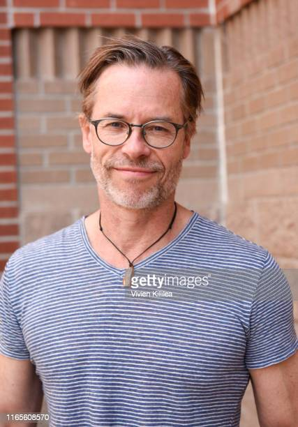 Guy Pearce attends the Telluride Film Festival 2019 attend on September 1st 2019 in Telluride Colorado