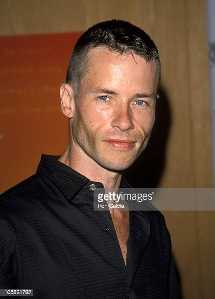 Guy Pearce during Besieged Los Angeles Premiere at The Directors Guild of America Theatre in Los Angeles California United States