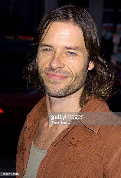 Guy Pearce during Godsend World Premiere Arrivals at Mann's Chinese Theatre in Hollywood California United States