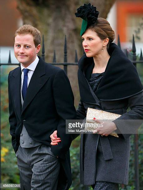 Guy Pelly attends the wedding of Jake Warren and Zoe Stewart in the Wren Chapel at the Royal Hospital Chelsea on December 14 2013 in London England
