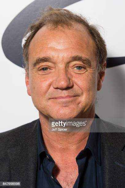 Guy Pratt arrives for the David Gilmour 'Live At Pompeii' premiere screening at Vue West End on September 5 2017 in London England