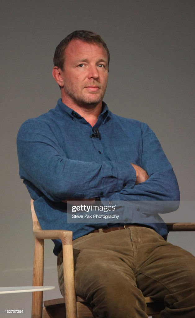 """Apple Store Soho Presets: Meet the Filmmaker: Guy Ritchie And Lionel Wigram, """"The Man From U.N.C.L.E."""""""